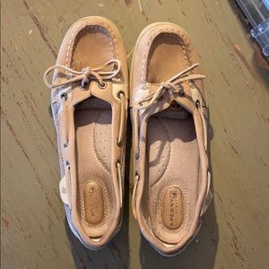 SPERRY TOPSIDER SLIP-ON BOAT SHOES
